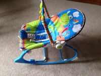 Infant/toddler chair