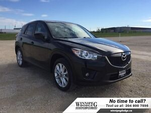2014 Mazda CX-5 GT AWD *LOCAL TRADE*