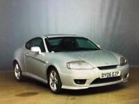 2006 HYUNDAI COUPE 2.0 SE, VERY LOW MILES + 13 SERVICE STAMPS + SUNROOF + RARE !