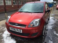 Bargain Ford Fiesta 1.4 long MOT cheap tax and insurance ideal first car