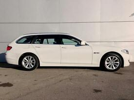 2012 BMW 5 SERIES 520d SE 5dr Step Auto [Start Stop]
