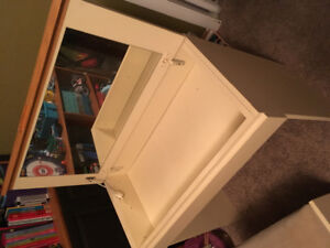 Charming vanity and seat for sale