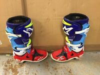Alpinestar venom tech 10 mx boots