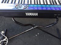 Yamaha Key board Piano with stand