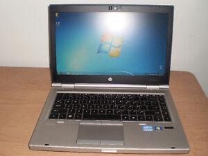 """HP EliteBook LAPTOP i5 WIN 10..14""""..4G-RAM..250-HD..WebCam"""