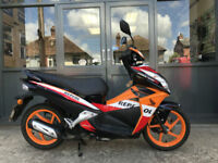 Honda NSC50R Vision / Repsol Racing / Nationwide Delivery / Finance