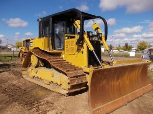 2012 CAT D6T LGP Crawler / Ripper Like New 974hrs
