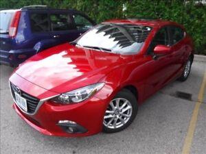 2015 Mazda Mazda3 GS HATCH BACK! CLOTH!