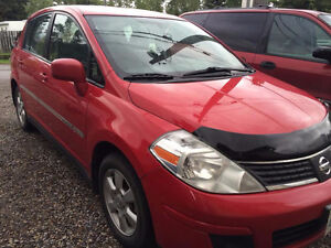 2009 Nissan Versa Hatchback (Reduced)