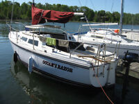Very Desirable Catalina 25 Wing Keel
