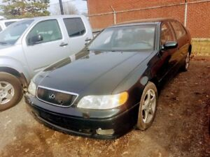 Lexus GS300 first to come with $500 first to leave with the car