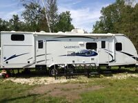Wilderness travel trailer 3150DS