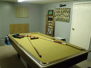 Pool table by Wally London Ontario image 1