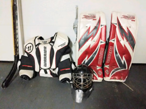 Hockey Goalie Equipment