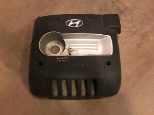 Engine Cover for a Hyundai Santa Fe