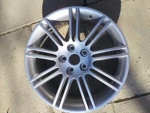 Toyota mag wheel rim matrix trd corolla scion 18 race low 9spoke