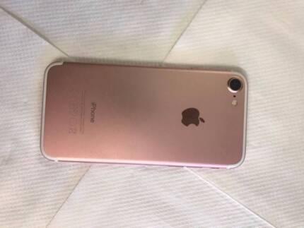 IPhone 7 32 GB gold!!