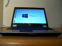 HP EliteBook Dual Core 2.53Ghz, 4Go RAM, Windows 10