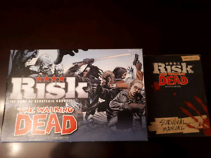 RISK Walking Dead