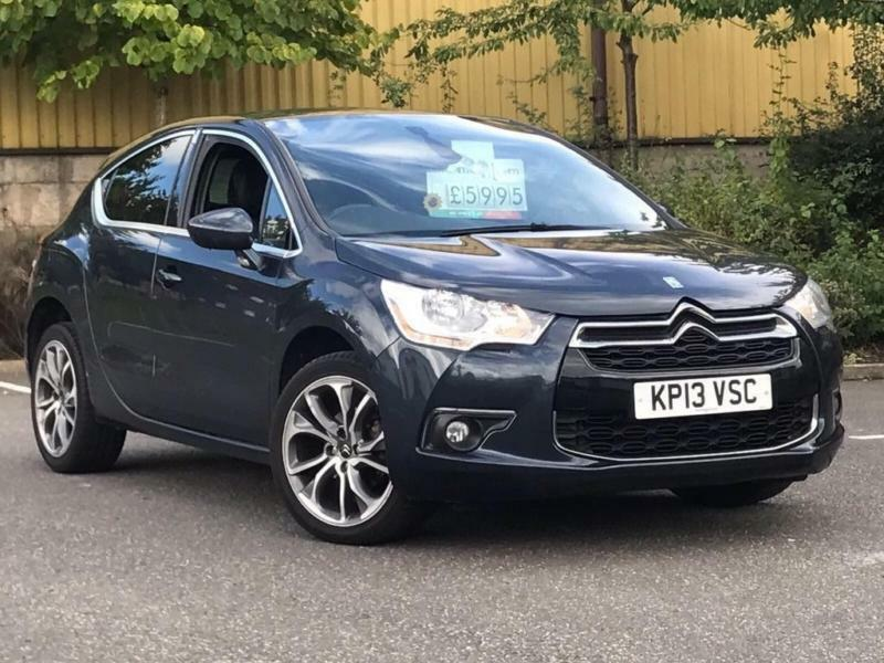 2013 Citroen DS4 1.6 HDi DStyle 5dr