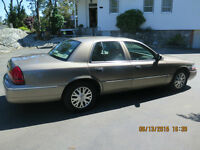 2004 Mercury Grand Marquis LS Premium Sedan
