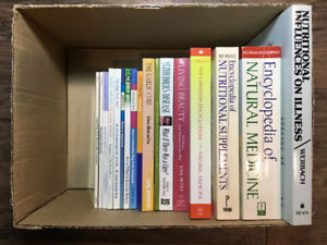 Lot of 17 Health & Well-Being Books