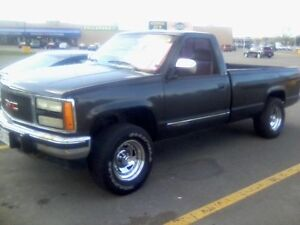 1990 GMC 4x4 posting for a friend