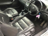 2008 58 Volkswagen Golf 2.0 TDI GT Sport 170 BHP 6 SPEED DIESEL 3dr FSH LEATHER