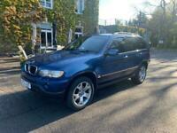 2002 BMW X5 3.0i Sport 5dr Auto Estate Petrol Automatic