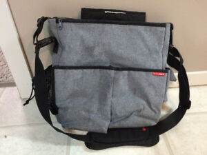 Skip Hop Diaper Bag  w/change mat
