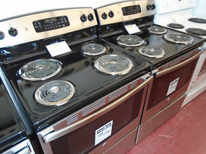 COIL TOP STOVES $59.99/MONTH