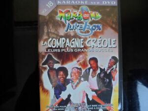 2 CD de karaoke