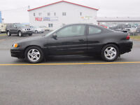 2005 Pontiac Gran AM GT Berline