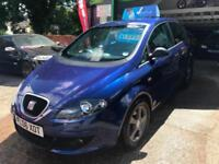 2006 06 Seat Altea 1.6 8v Reference Sport Genuine 88K with history