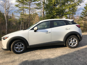Mazda CX-3 GS 2018 AWD Transfert de location