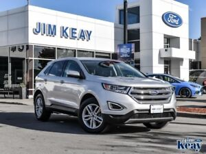 Ford Edge Sel Awd One Owner Certified