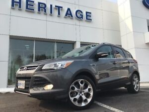 2015 Ford Escape TitaniumRELAX, IT'S COVERED! IT'S FORD CERTIFIE
