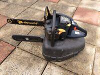 Pro performance 38cc chainsaw
