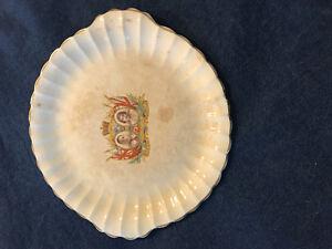 Royal Coronation Plate 1937