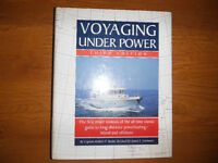 Voyaging Under Power by Robert Beebe Third Edition Hardcover