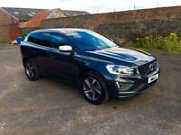 2014 Volvo XC60 2.4 TD D5 R-Design Lux Nav Geartronic AWD 5dr (start/stop)