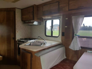 1984 GMC citation C class motor home