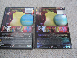 Charlie And The Chocolate Factory 2-Disc DVDs-With Trading Cards Kitchener / Waterloo Kitchener Area image 4