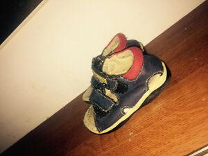 Size 3/4 summer shoes in a good condition
