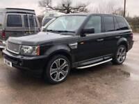 Land Rover Range Rover Sport 2.7TD V6 auto 2007 HSE £6795