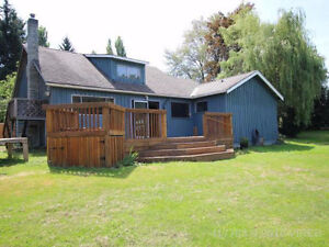 Renovated home with privacy, mountain views, 32x32 detached shop