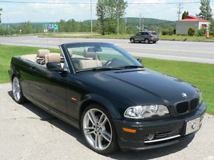 2001 BMW 3-Series Cabriolet CONVERTIBLE