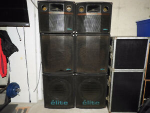 Elite Micron 600 Speakers