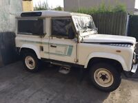 Landrover 90 county