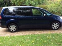 Ford Galaxy 2.0 diesel automatic sport model 7 seater great spec drives like new